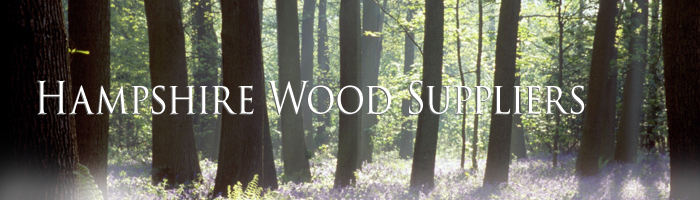 Hampshire Wood Suppliers - the home of wood supply and timber related services in the Test Valley